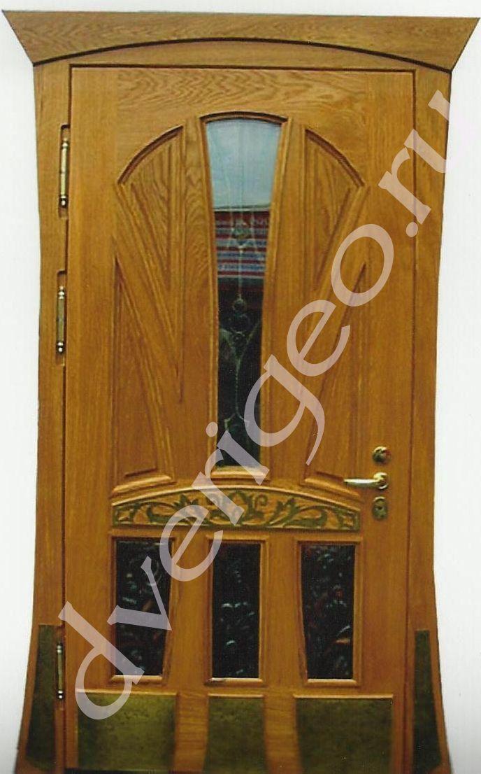 установить антивандальную входную дверь